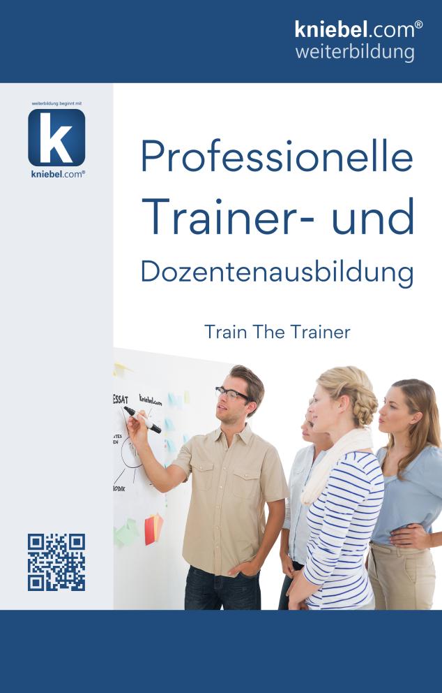 Kurs-Hinweis Professionelle Trainer- und Dozentenausbildung